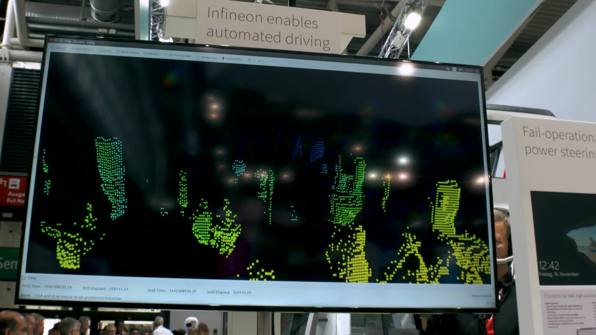 Infineon enables automated driving