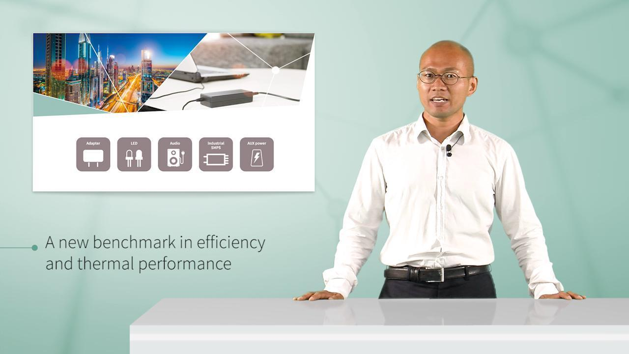 800 V CoolMOS™ P7 - a new benchmark in efficiency and thermal performance