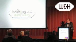 Talk by Dr. Ackermann über NIWOP auf der EuroPerio9