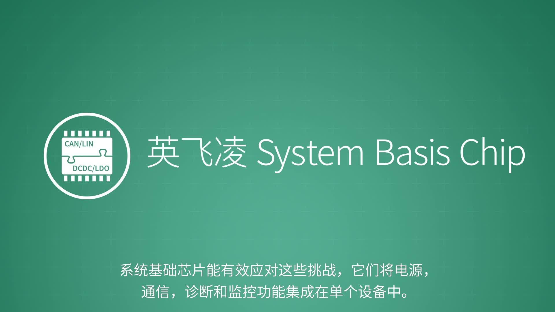 SBC (System Basis Chips) - 可扩展的汽车创新解决方案