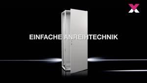Anreih-Schranksystem VX25 Basisschrank