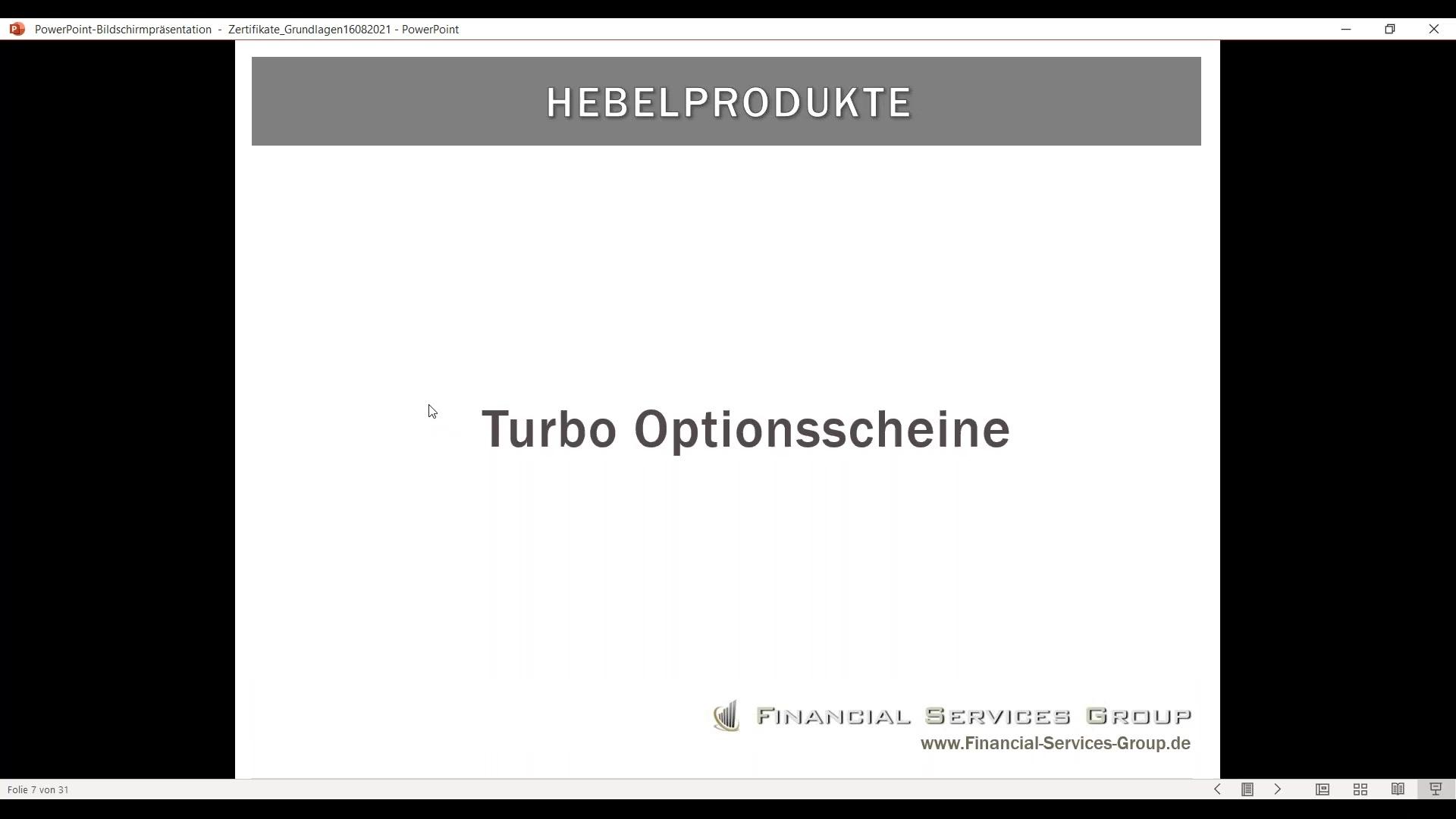 Mit Hebel zum Erfolg! - Turbos & Co. einfach erklärt (Teil 1)
