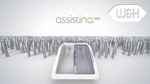 Assistina TWIN - Chapter 3: Care Set - Cost-effectively  instrument maintenance