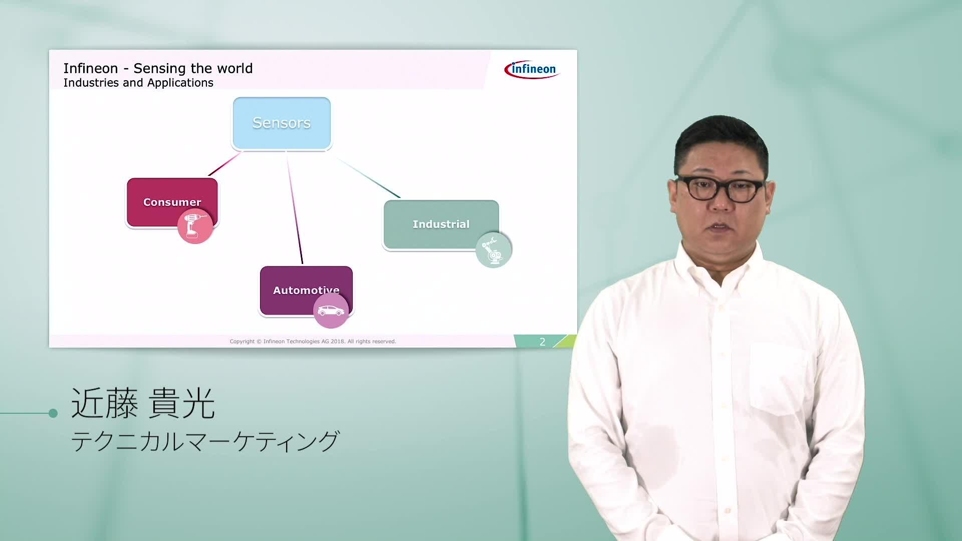 Linear Hall Sensor in DDG Japanese video July2018