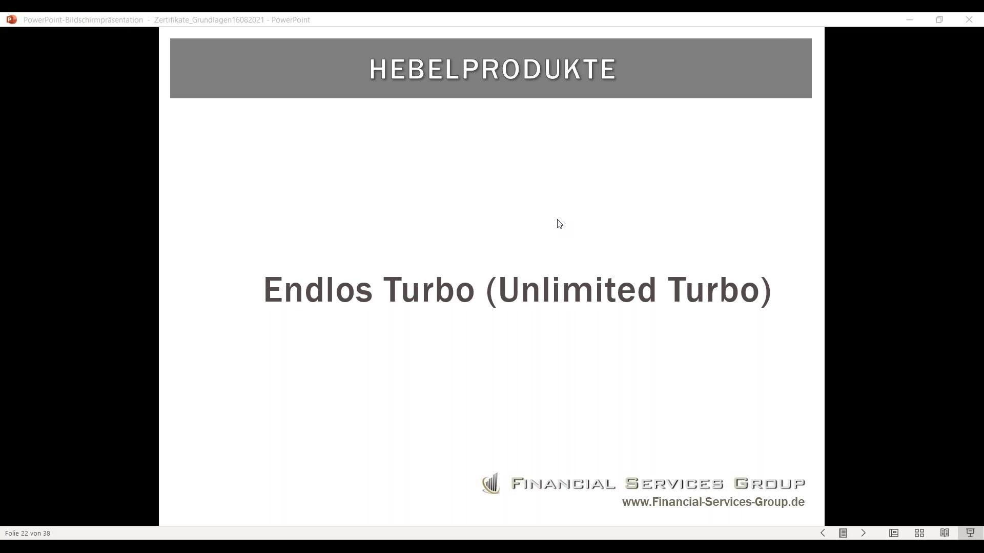 Mit Hebel zum Erfolg! - Turbos & Co. einfach erklärt (Teil 2)