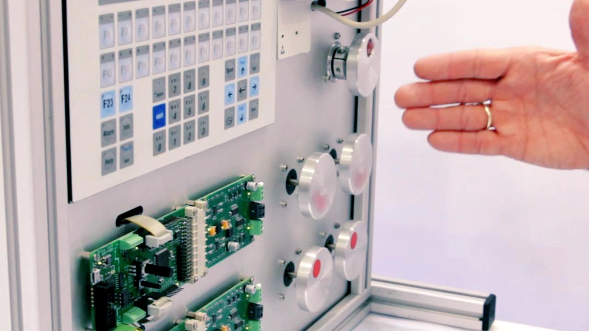 Industrial Automation - Dual FOC Motor Control demo