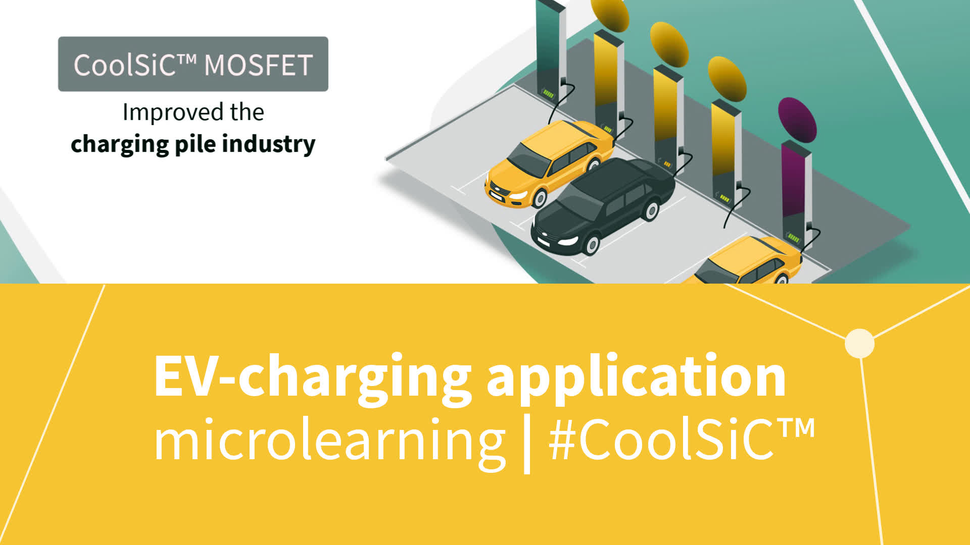 CoolSiC™ MOSFET in an EV charging application