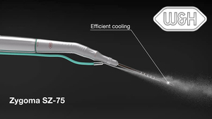 Zygoma - Efficient cooling