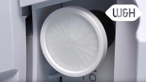 Lina - Bakteriologischen Filter austauschen