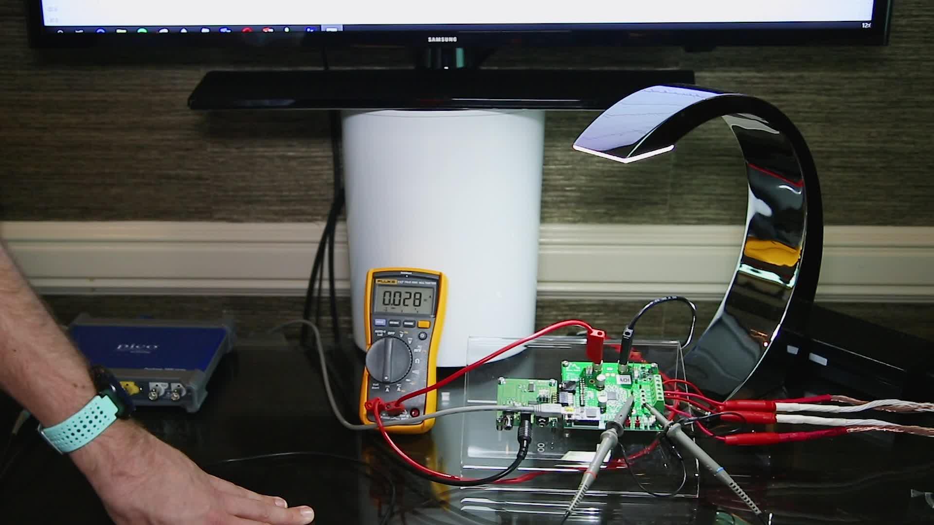 Infineon MERUS™ class D audio amplifier - How it works