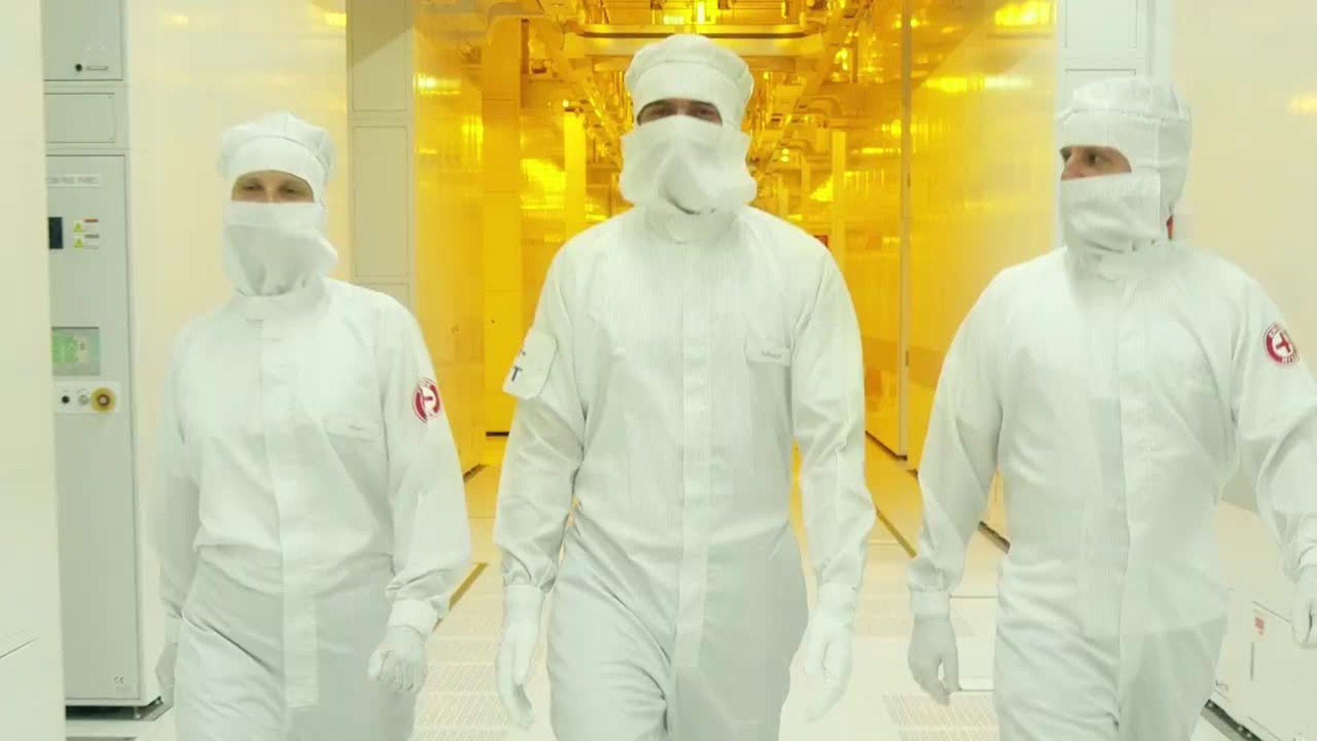 Infineon Dresden - Corporate Video