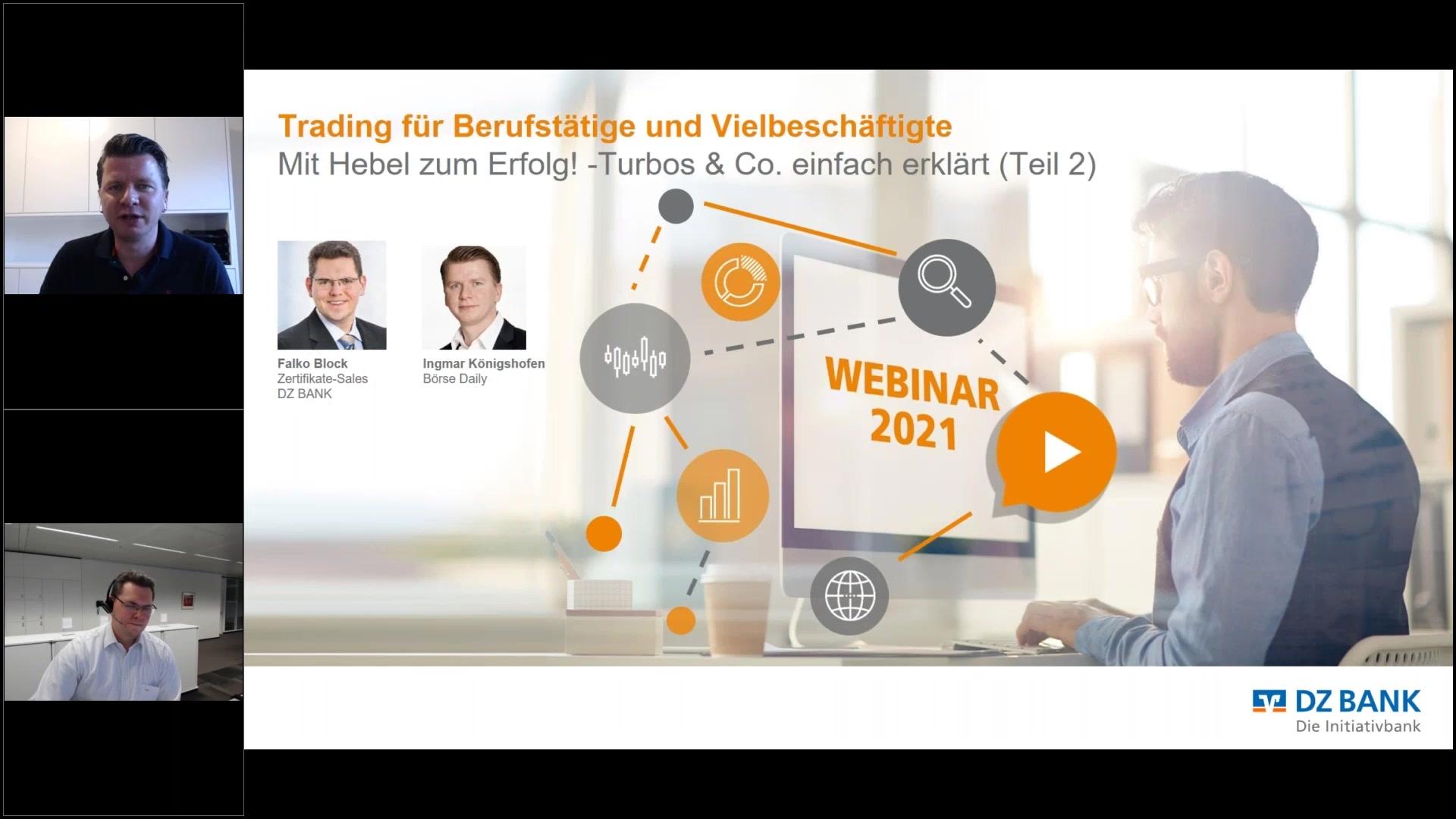 Mit Hebel zum Erfolg! -Turbos & Co. einfach erklärt (Teil 2)