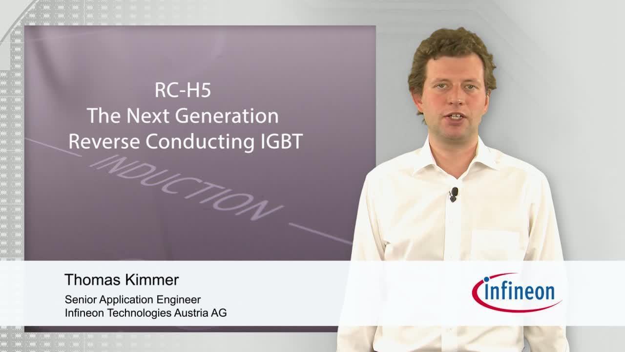 RC-H5 次世代逆導通IGBT2の1