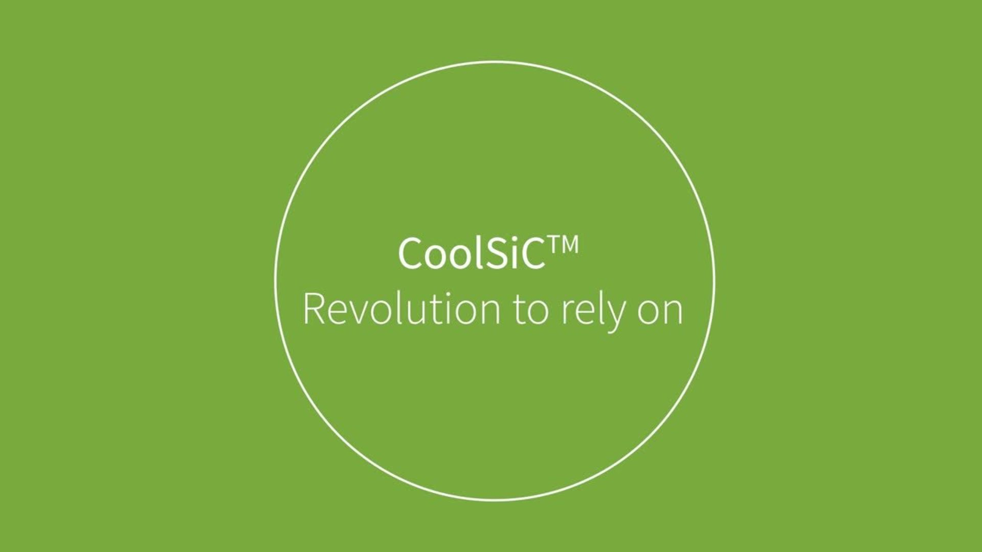 CoolSiC™ - Revolution to rely on video