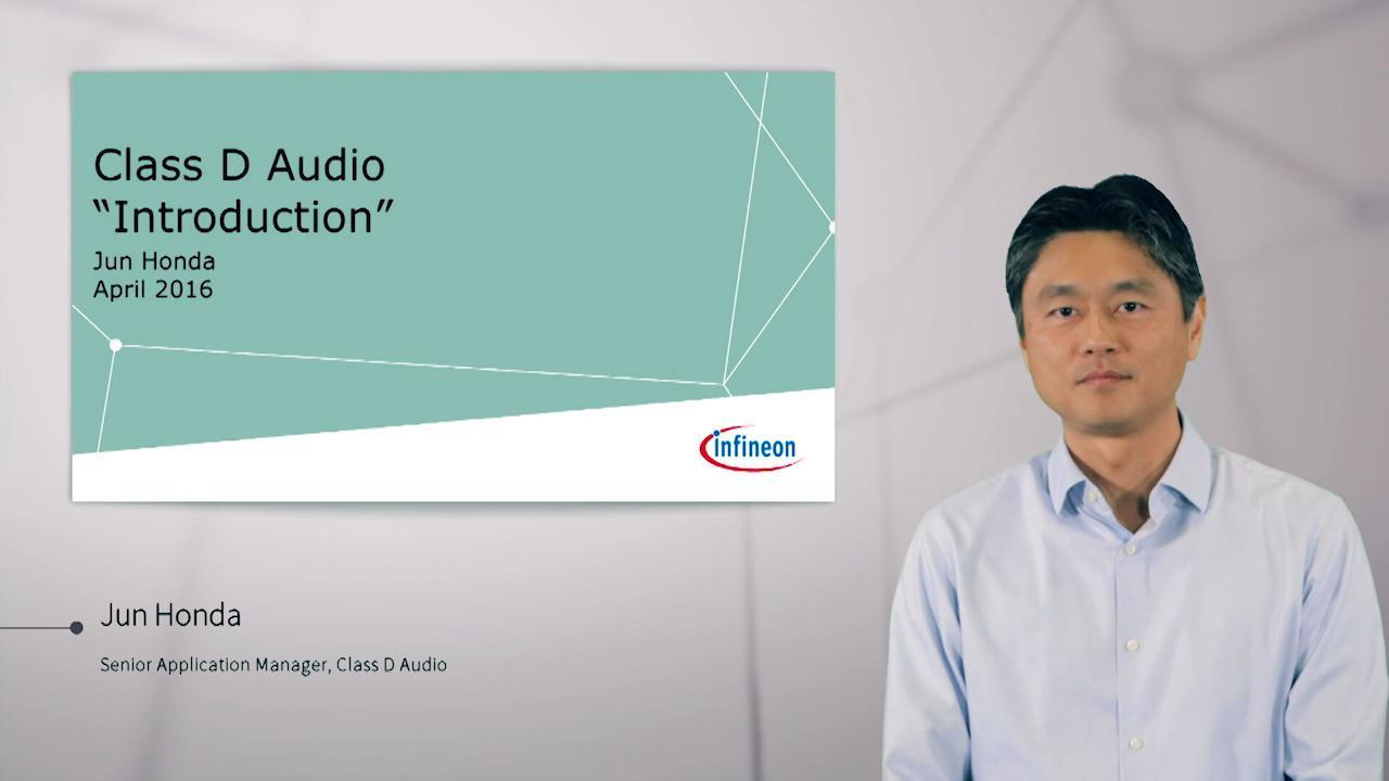 Short introduction to Infineon´s class D audio solution