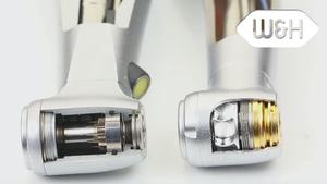 Difference between turbine handpiece and speed-increasing handpiece