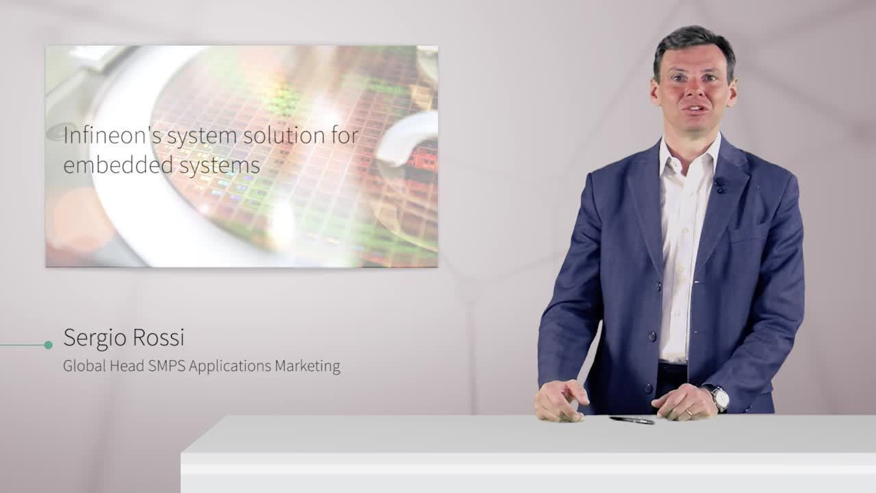 Infineon's system solution for embedded systems