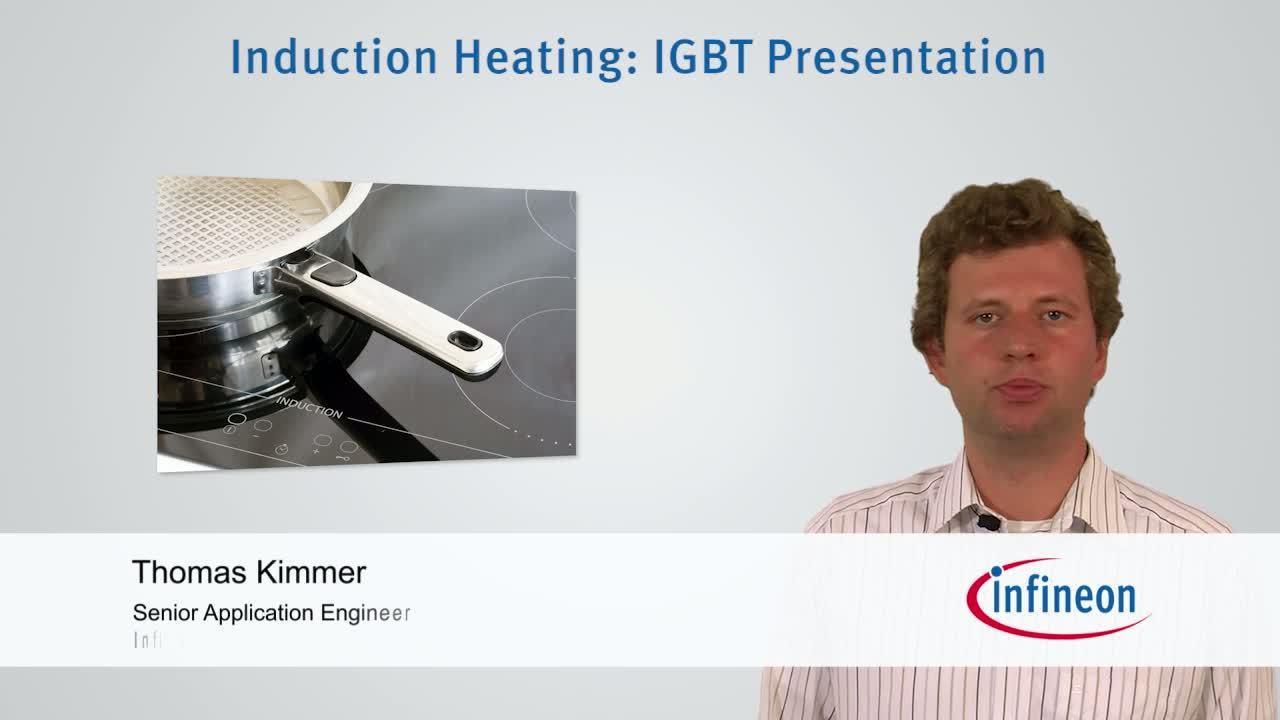 Induction Heating: Infineon IGBT portfolio