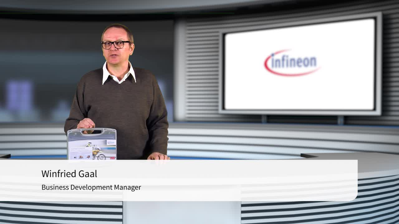 Unboxing the Infineon Small Engine Starter Kit
