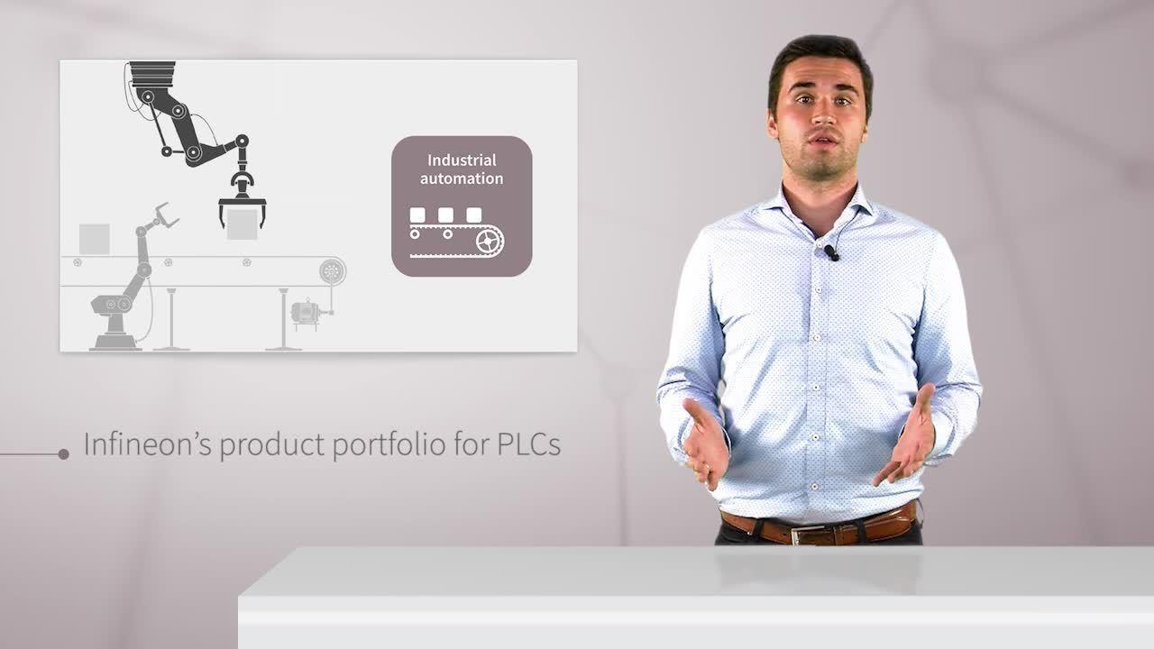 Industrial automation PLC - product portfolio