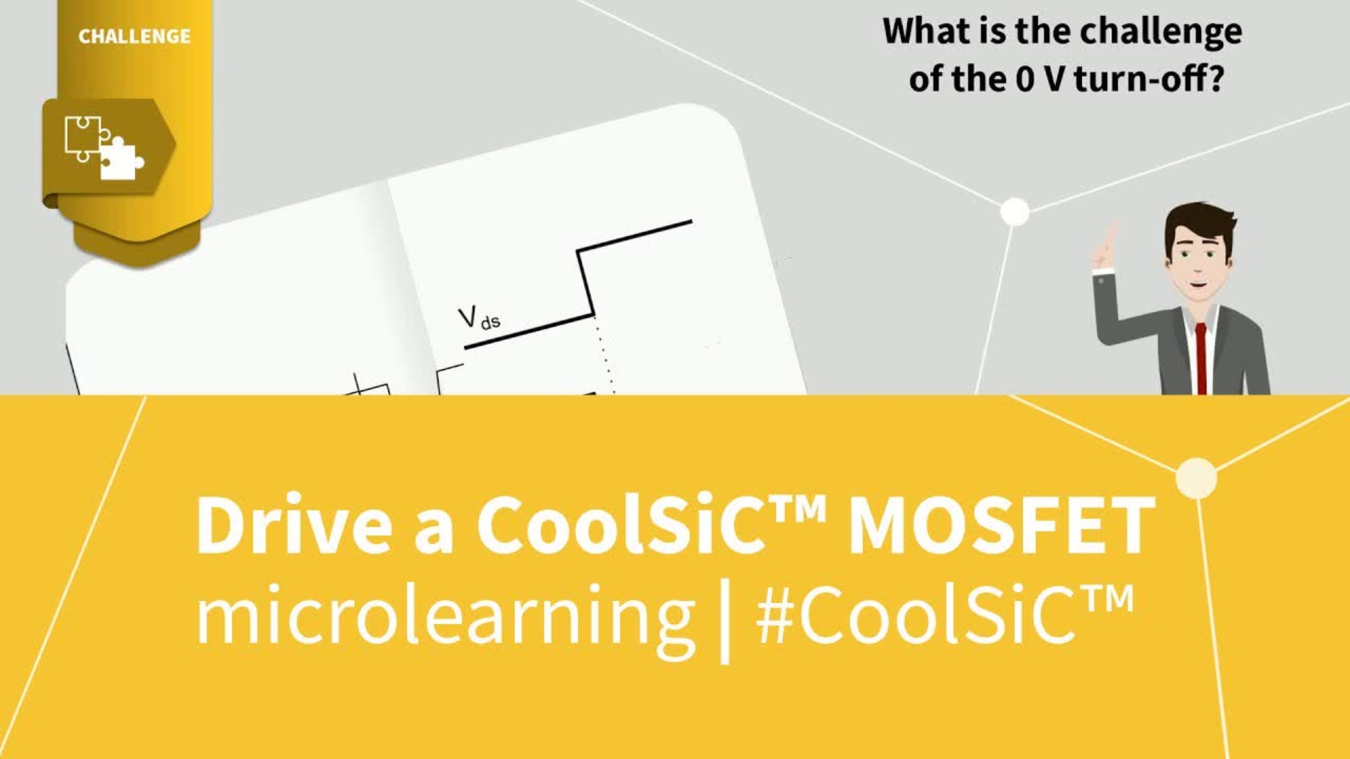 How easy is it to drive a CoolSiC™  MOSFET?