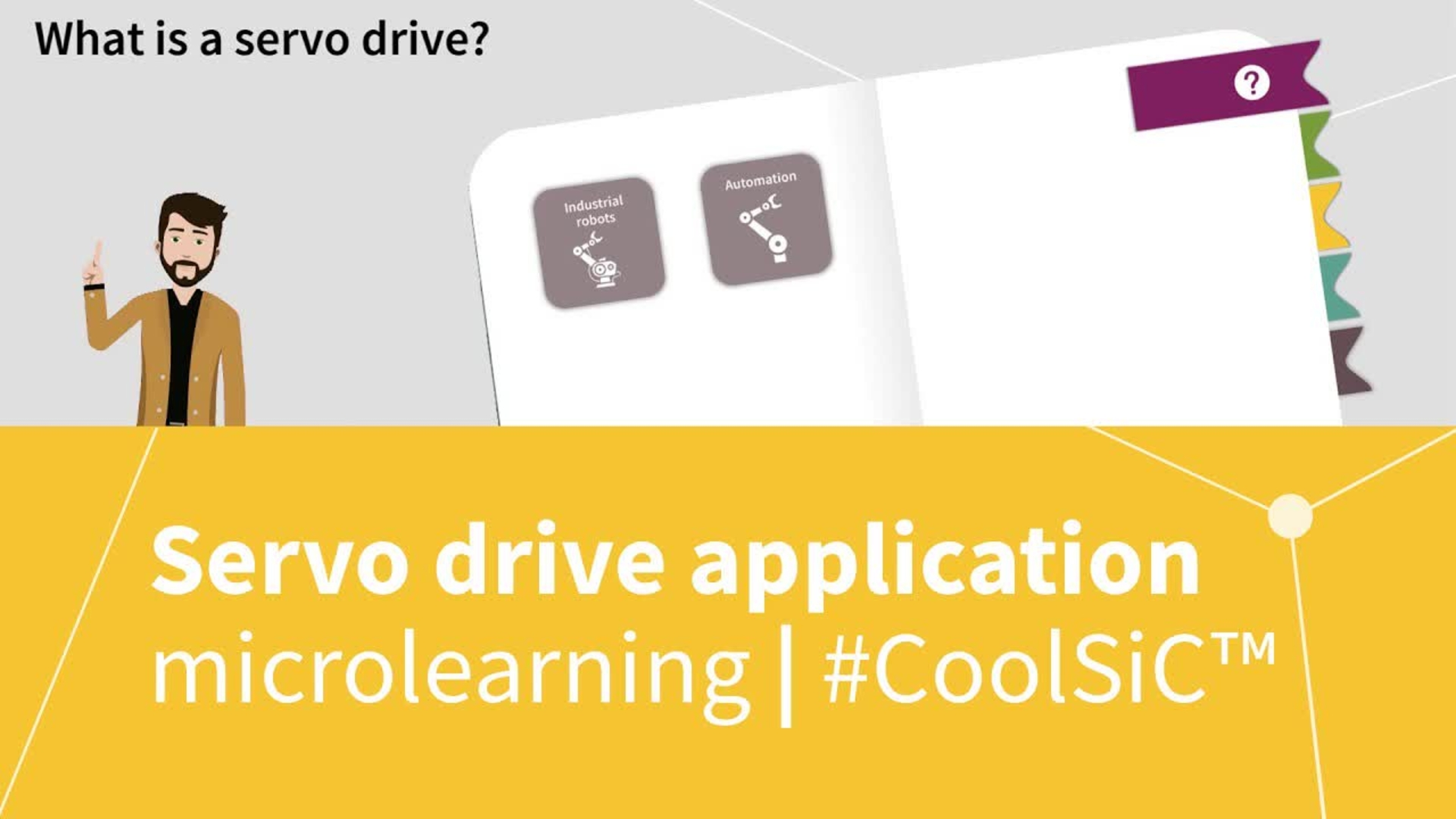 CoolSiC™ MOSFET in servo drive application