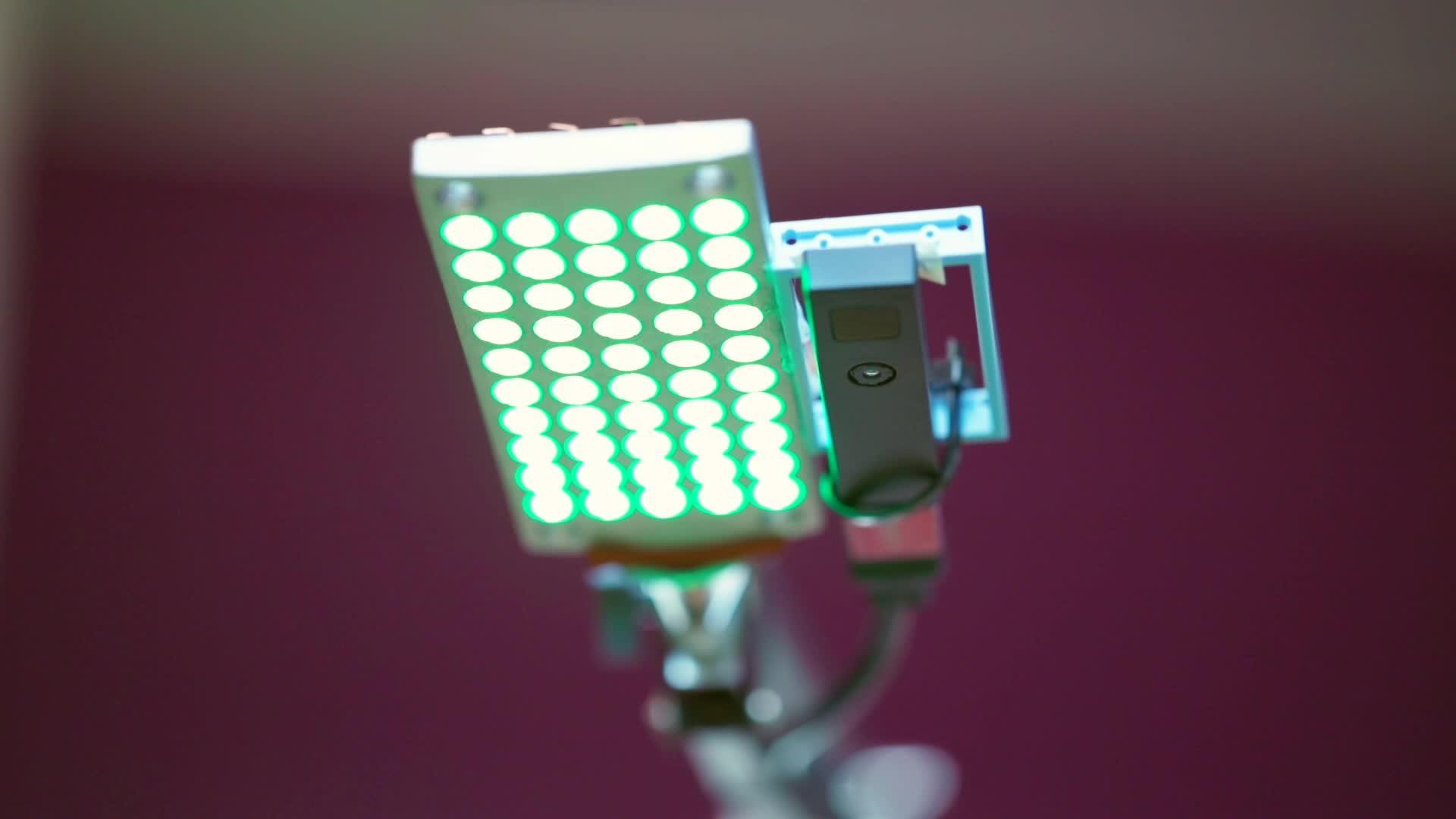 Infineon #hackathon – ToF enabled smart lamp