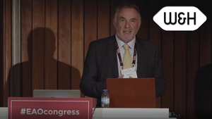 OsstellConnect: the key to unlocking clinical success. By Prof. Neil Meredith (AUS), Osstell Scientific Symposium at EAO 2019