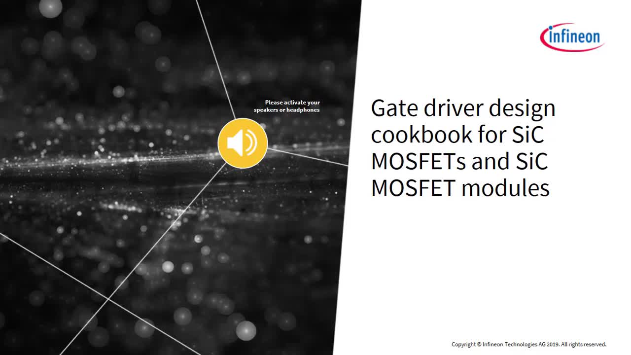 How to choose gate driver for SiC MOSFETs and SiC MOSFET modules