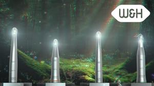 Oświetlenie diodą LED+ (Wymagane użycie okularów 3D!)