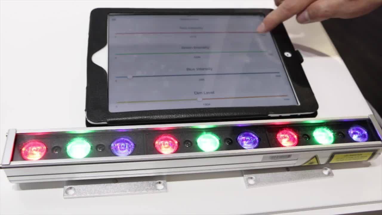 Arduino based tech demos at Embedded World 2015