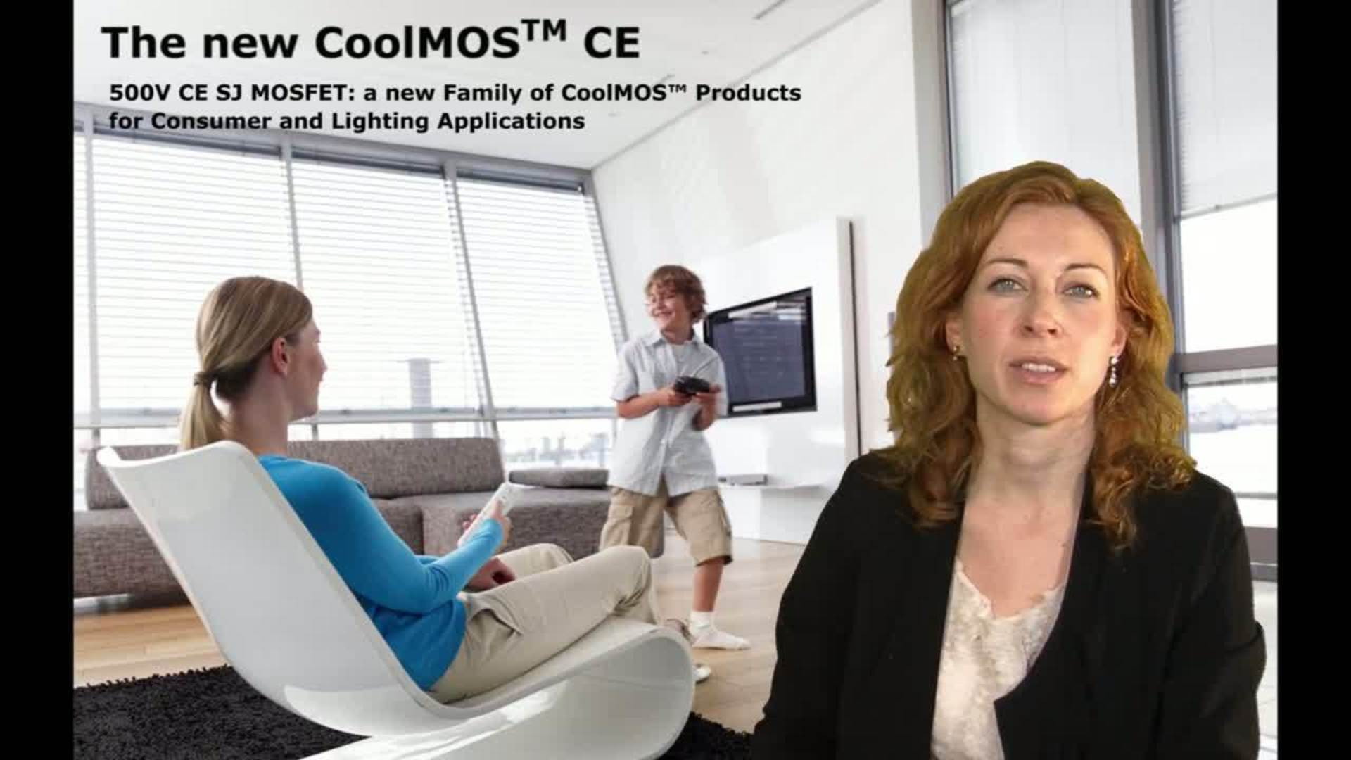 CoolMOS™ CE – a New Market Leading Superjunction Generation