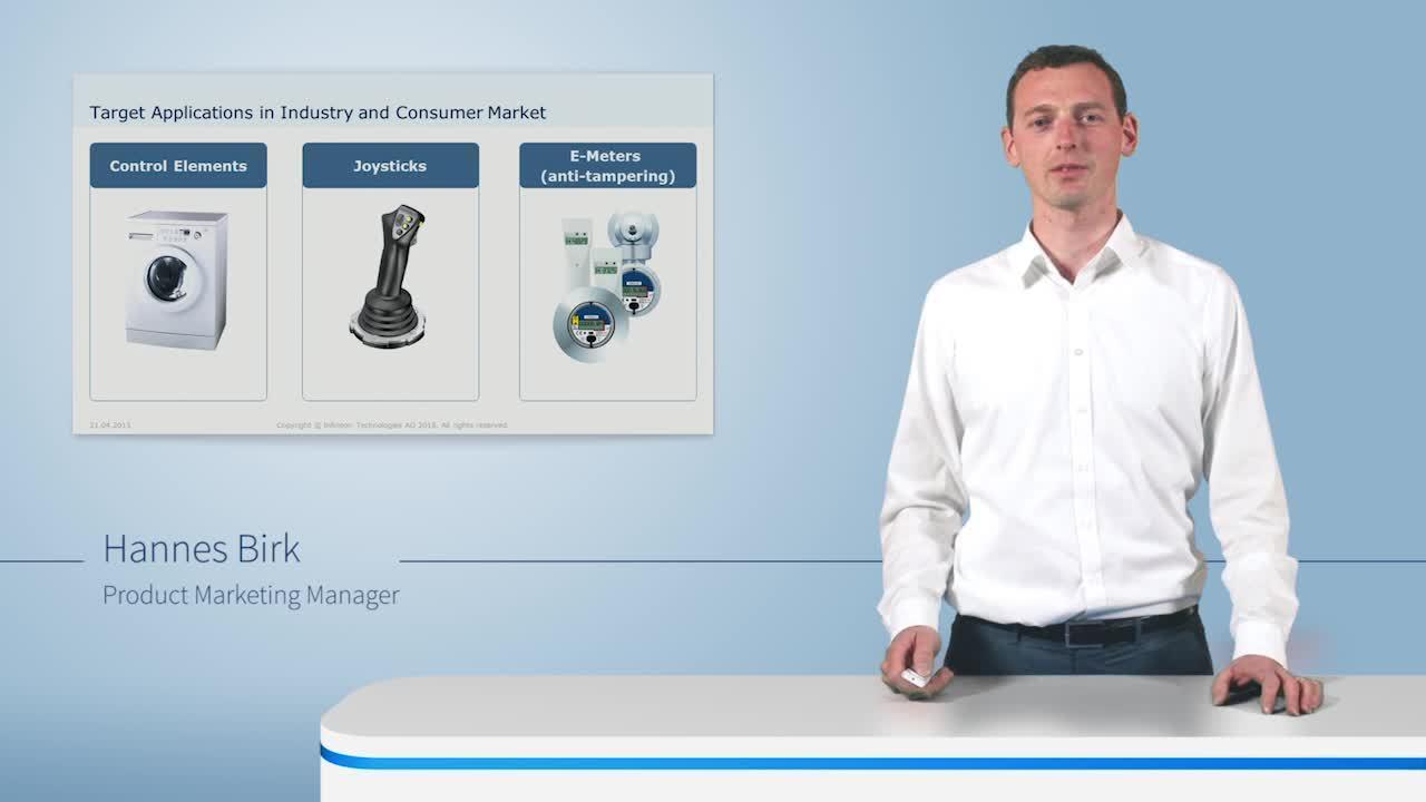 Smallest and most efficient 3D Magnetic Sensor