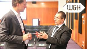 Interview with EFP President Prof. Anton Sculean - No Implantology without Periodontology