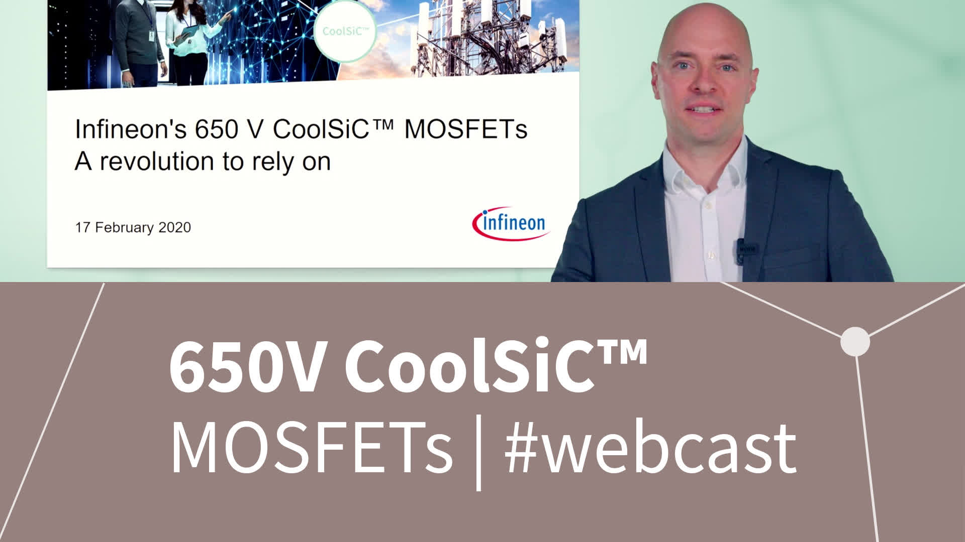650 V CoolSiC™ MOSFETs