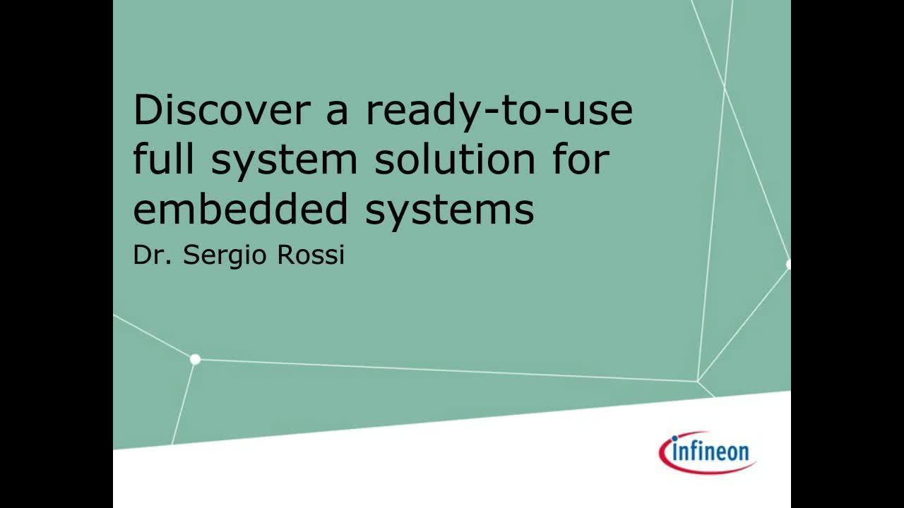 Embedded Systems (english webinar)