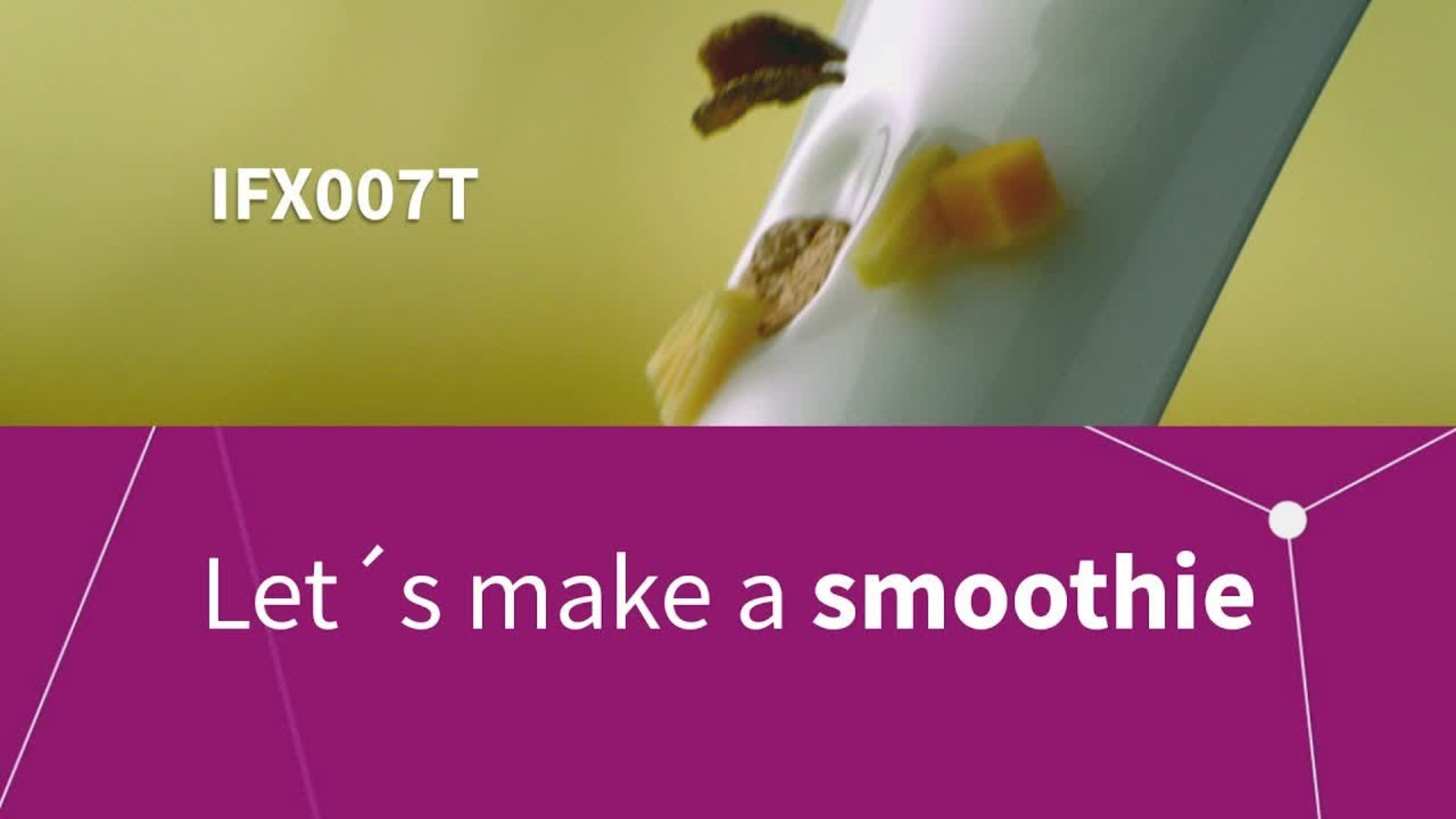 Watch to learn more: How to make a smoothie with our new Motor Driver (IFX007) for Industrial Applications