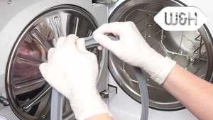 Stérilisateur Lisa 17/22 - Comment changer le joint de porte ?