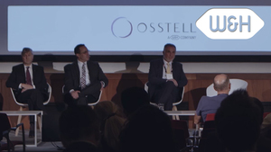 Panel discussion with Prof. Neil Meredith, Dr. Jeff Ganeles and Dr. Barry Levin, led by chairman Dr. Marcus Dagnelid, Osstell Scientific Symposium at EAO 2019