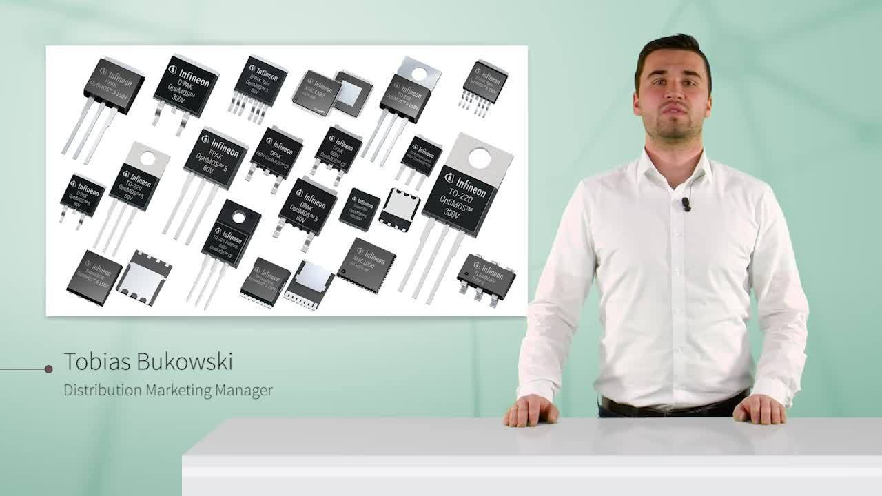 Infineon's product portfolio for BLDC - Introduction to brushless DC motors
