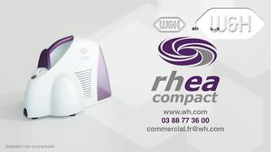 Rhea Compact, le geste barrière ultime pour votre cabinet dentaire.