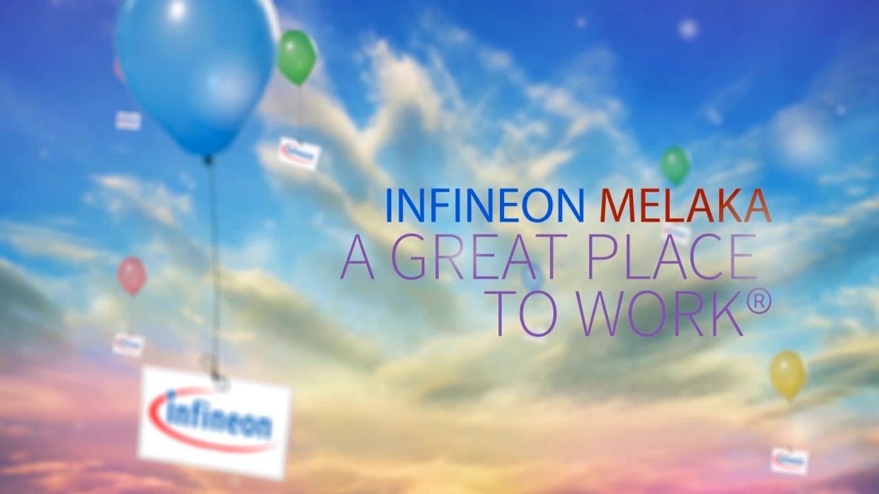 Infineon Melaka - A Great Place To Work®