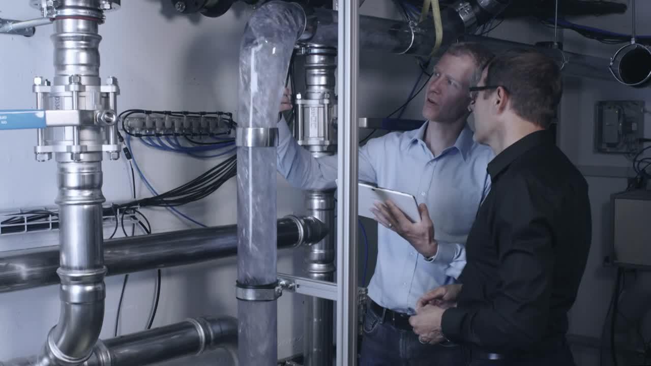 L'expertise Geberit en matière d'hydraulique