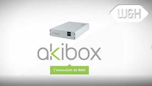 Akibox : le boîtier connecté des appareils d