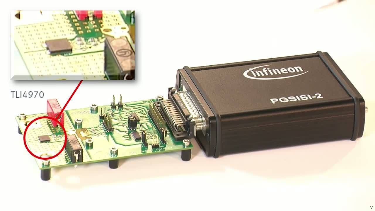 Precision Current Measurement with Miniature Sensor