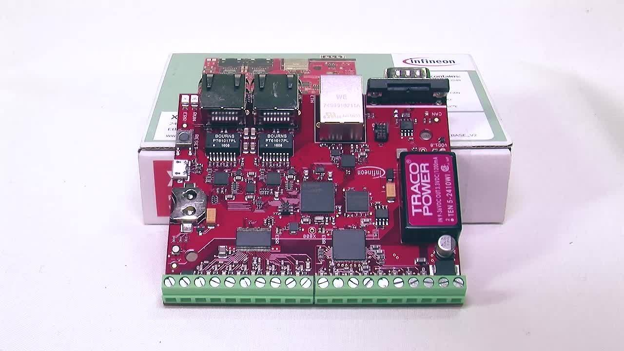 New Automation Board 2017