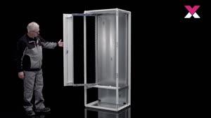 Schwenkrahmen, groß für VX, 600, 800 und 1200 mm breite Schränke