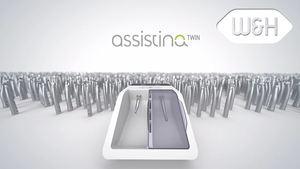 Assistina TWIN - Rozdział 3: Care Set - efektywna konserwacja instrumentów