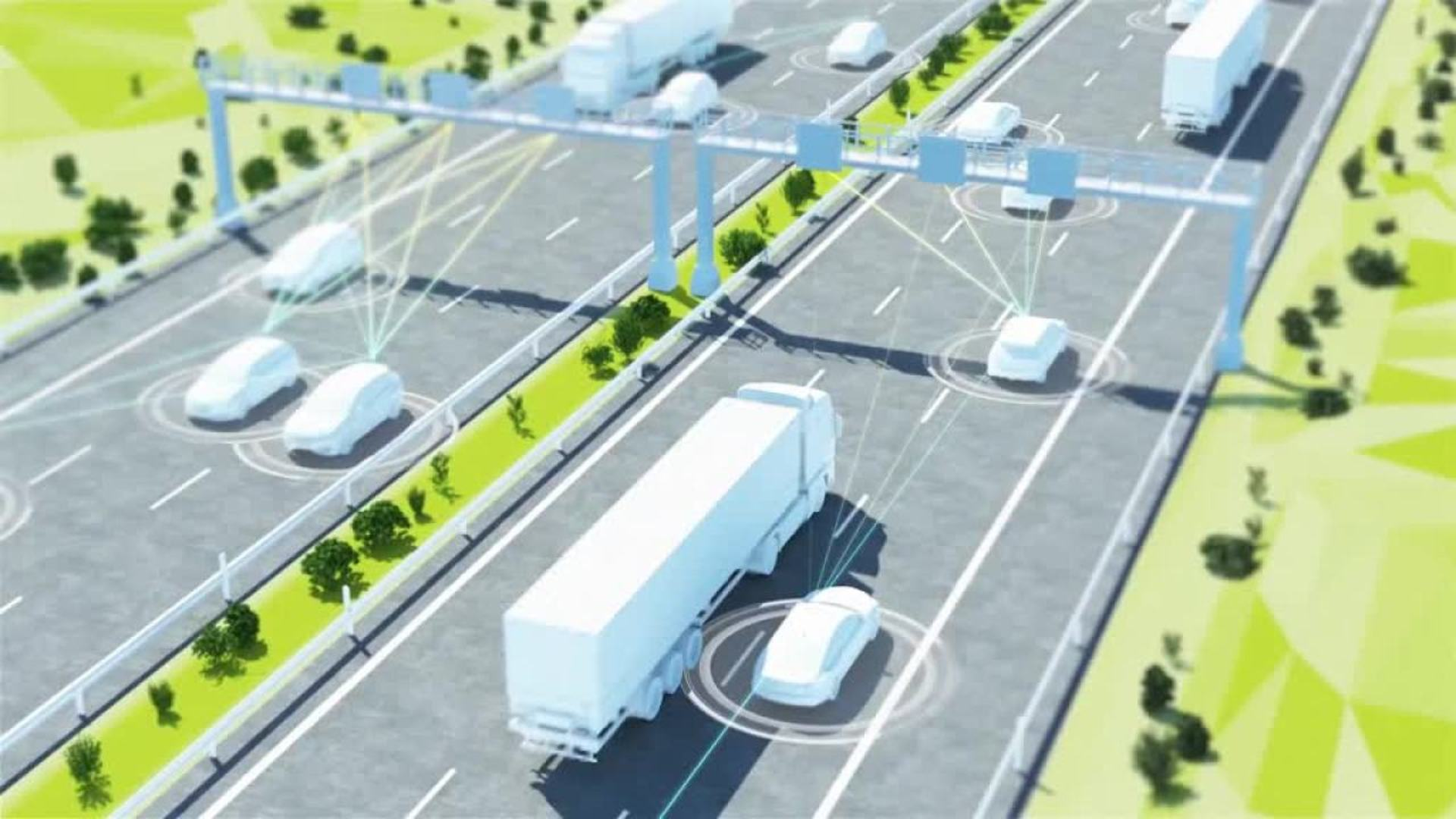 Innovative Sensor Technology for the Freeway of the Future
