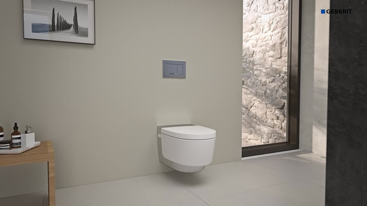 Geberit Duofix prewall element installation for wall-hung WC